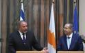 Επαφές για διμερείς σχέσεις, ενέργεια, ΑΟΖ και Κυπριακό