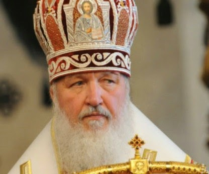 Ο Πατριάρχης Μόσχας Κύριλλος καλεί του Ρώσους να αντισταθούν στις κυρώσεις... - Φωτογραφία 1