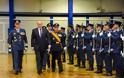 Χαιρετισμός ΥΕΘΑ Νίκου Δένδια στην τελετή εορτασμού του προστάτη της Π.Α. Αρχαγγέλου Μιχαήλ στη Σχολή Ικάρων στη Δεκέλεια