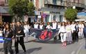 Πλήθος κόσμου τίμησε την απελευθέρωση της Μυτιλήνης με εκδηλώσεις και παρέλαση στην προκυμαία (ΦΩΤΟ) - Φωτογραφία 3