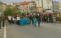 Πλήθος κόσμου τίμησε την απελευθέρωση της Μυτιλήνης με εκδηλώσεις και παρέλαση στην προκυμαία (ΦΩΤΟ) - Φωτογραφία 6