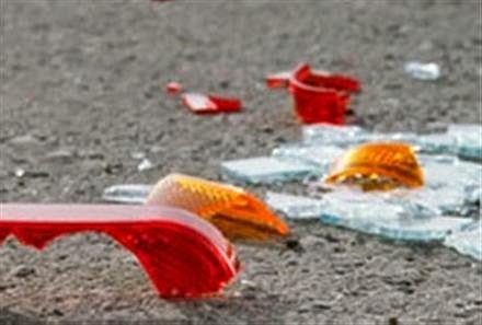 Πάτρα: Έβρεξε πιάτα στο δρόμο! - Φωτογραφία 1