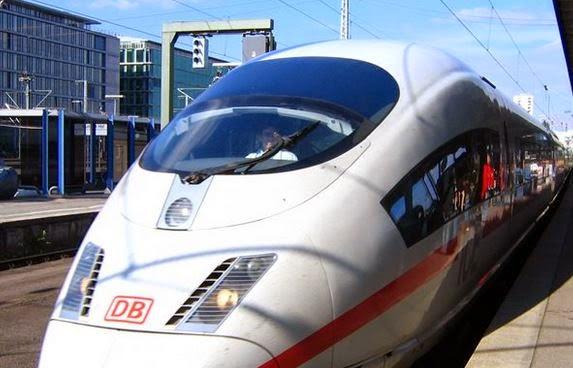 Γερμανία: Πάνω από 100 εκατ. ευρώ το κόστος της απεργίας των μηχανοδηγών - Φωτογραφία 1
