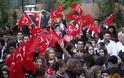 Θεσσαλονίκη: Χιλιάδες Τούρκοι στην πόλη για την επέτειο θανάτου του Κεμάλ Ατατούρκ - Φωτογραφία 5