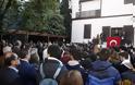 Θεσσαλονίκη: Χιλιάδες Τούρκοι στην πόλη για την επέτειο θανάτου του Κεμάλ Ατατούρκ - Φωτογραφία 7