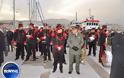 Έπαρση της σημαίας 150 τ.μ. στο λιμάνι της Χίου - Εντυπωσιακή και υπερήφανη [video + photos] - Φωτογραφία 4