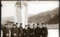 5743 - Η επίσκεψη του παπα Δημήτρη Γκαγκαστάθη στο Άγιον Όρος
