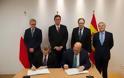 Παρουσία του Αναπληρωτή Γενικού Γραμματέα του ΝΑΤΟ και του Προέδρου του ΙΒΑΝ η τελετή υπογραφής της έκθεσης αξιολόγησης του Διεθνούς Συμβουλίου Ελεγκτών του ΝΑΤΟ στις Βρυξέλλες