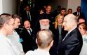 Κοινή επίσκεψη ΥΕΘΑ Νίκου Δένδια και Μακαριωτάτου Αρχιεπισκόπου Αθηνών Ιερώνυμου Β' στο 251 ΓΝΑ