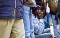 Χειροπέδες σε 33 παράνομους μετανάστες στην Κω