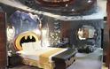Το δωμάτιο του Μπάτμαν σε ξενοδοχείο της Ταϊβάν [photos]