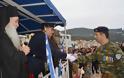Φωτό από τη Στρατιωτική παρέλαση στη Σάμο