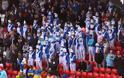 Γέμισε το γήπεδο... στρουμφάκια! [ΦΩΤΟ & ΒΙΝΤΕΟ]
