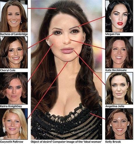 Κι όμως...με τέτοια χαρακτηριστικά και δεν είναι η πιο όμορφη γυναίκα - Φωτογραφία 2