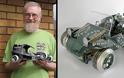 Αυτοκίνητα φτιαγμένα από κουτάκια αναψυκτικών & μπύρας (Photos) - Φωτογραφία 3
