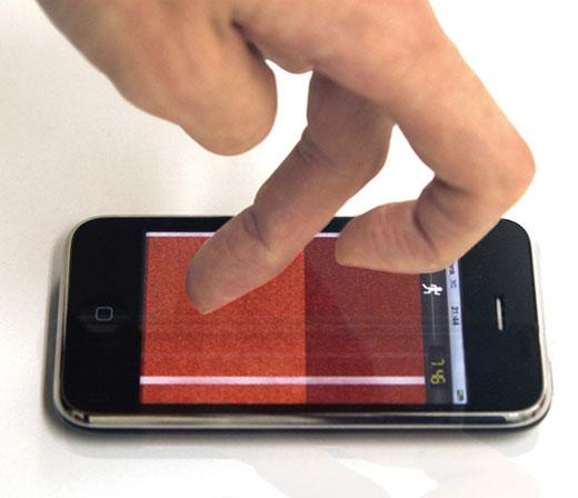 Μια νέα πατέντα για οθόνες χωρίς δαχτυλιές - Φωτογραφία 1