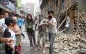 Ένα απέραντο νεκροταφείο το Νεπάλ - Πάνω από 1.800 νεκροί - Δείτε φωτο