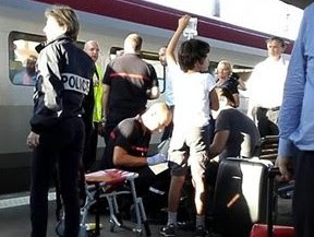Γαλλία: Επίθεση ενόπλου σε τρένο - 2 τραυματίες [video] - Φωτογραφία 1