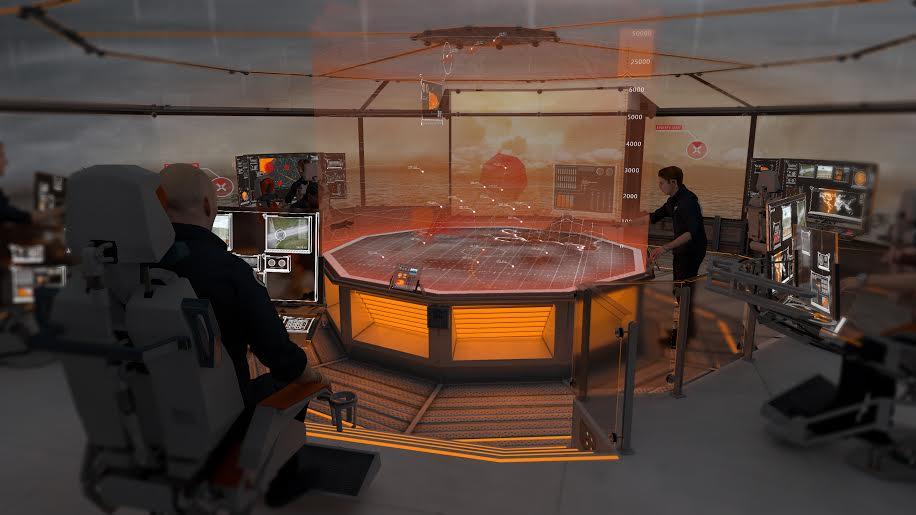 Dreadnought 2050: Βρετανικό θωρηκτό που κόβει την ανάσα [video] - Φωτογραφία 5