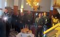 Μνημόσυνο υπέρ πεσόντων Αξιωματικών στη Ζούζουλη Καστοριάς