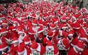 Κυκλοφοριακές ρυθμίσεις στο κέντρο της Αθήνας για το Santa Run - Ποιοι δρόμοι θα είναι κλειστοί