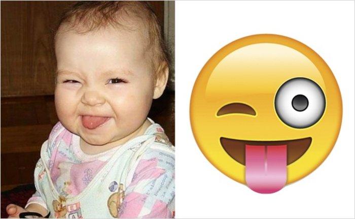 Μωρά που μοιάζουν με Emojis! - Φωτογραφία 6