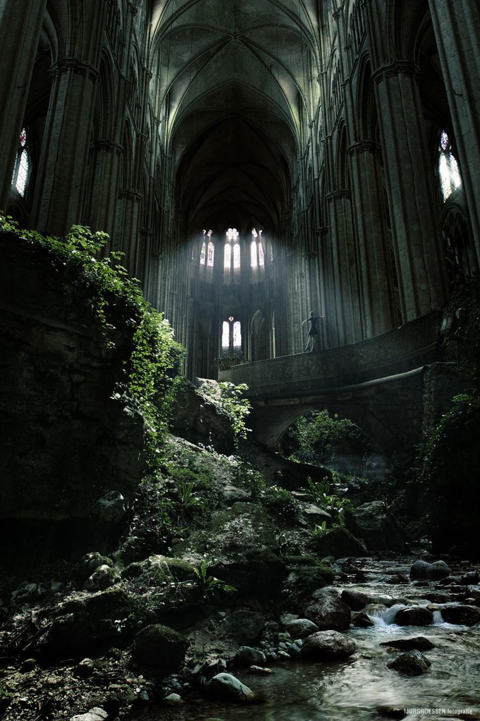 Εκεί που η φύση νίκησε τον πολιτισμό... Ανατριχιαστικές φωτογραφίες [photos] - Φωτογραφία 18