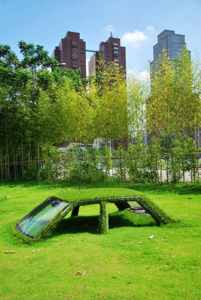 Εκεί που η φύση νίκησε τον πολιτισμό... Ανατριχιαστικές φωτογραφίες [photos] - Φωτογραφία 22