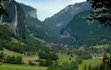 Φανταστικό χωριό στις Άλπεις - Φωτογραφία 2