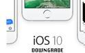 Πως θα επαναφέρετε το iPhone σας από το ios 10 στο 9