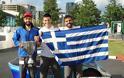 Διέπρεψε το Πολυτεχνείο Κρήτης στο Λονδίνο!1ο Βραβείο Ασφάλειας Οχημάτων για την ομάδα Tucer - Φωτογραφία 3