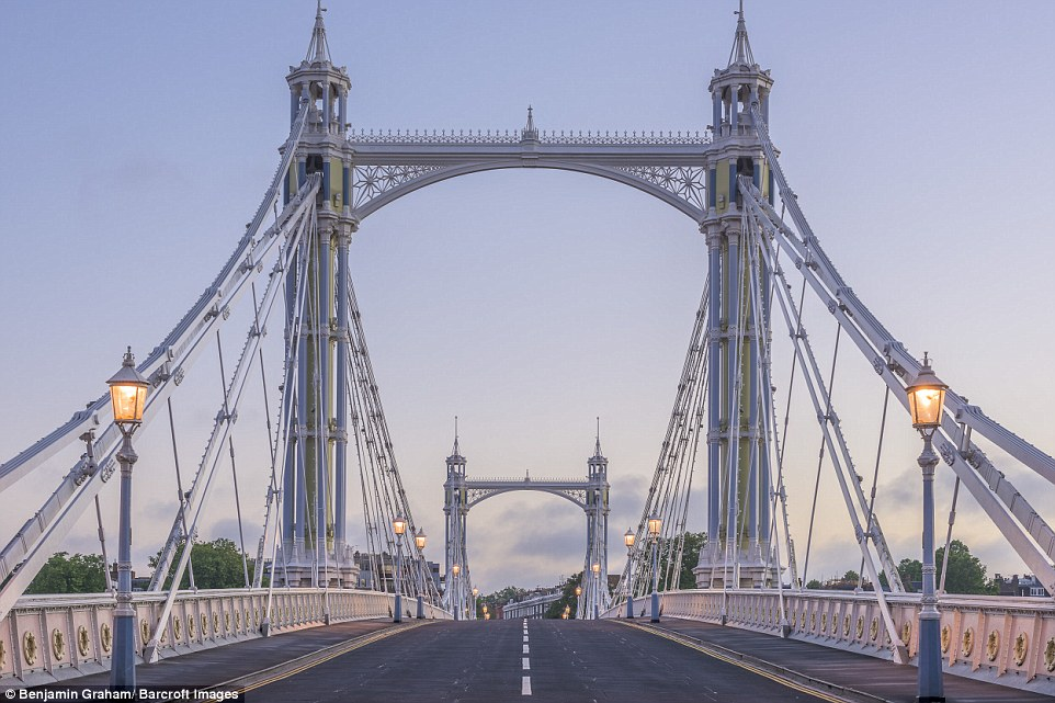 Εκπληκτικές εικόνες από το άδειο Λονδίνο την αυγή! - Φωτογραφία 4