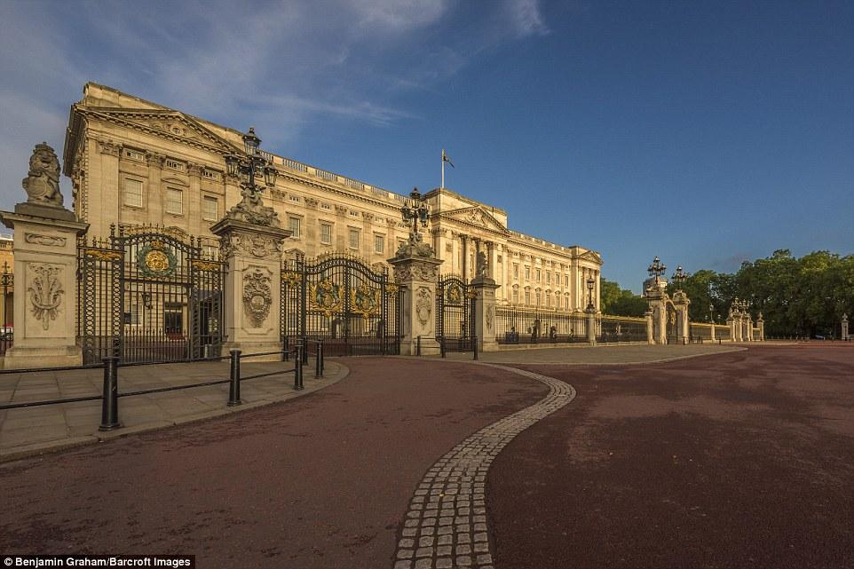 Εκπληκτικές εικόνες από το άδειο Λονδίνο την αυγή! - Φωτογραφία 6