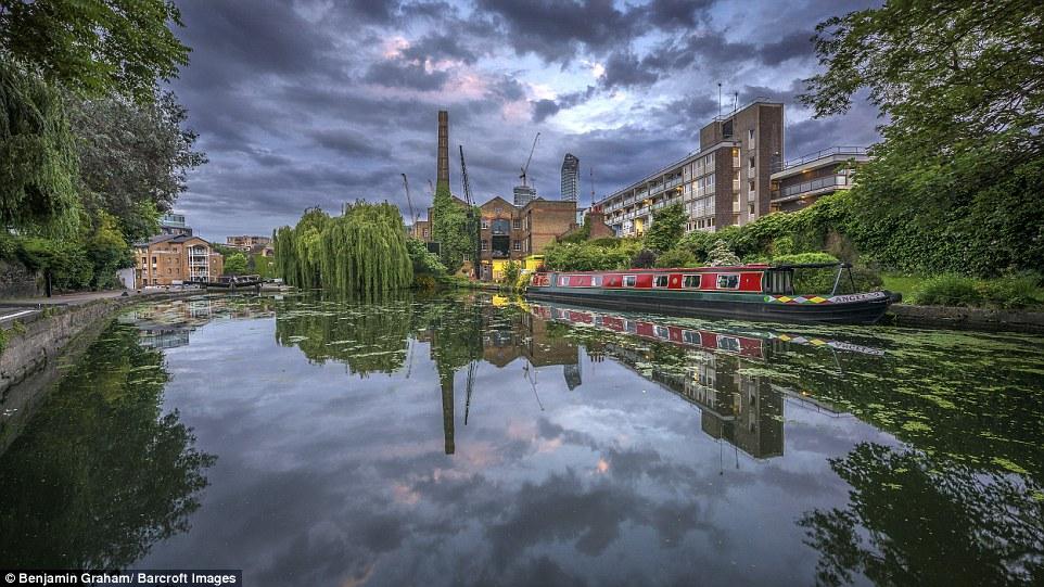 Εκπληκτικές εικόνες από το άδειο Λονδίνο την αυγή! - Φωτογραφία 8