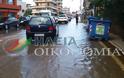 Πύργος: Βενετία οι Εργατικές Κατοικίες Κατακόλου - Πλημμύρισαν πολλές περιοχές-σπίτια