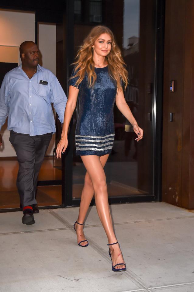 Σοκ: Δείτε πως είναι στην πραγματικότητα τα πόδια διάσημου και πλούσιου μοντέλου - Φωτογραφία 2