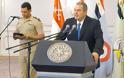 Ολοκλήρωση επίσημης επίσκεψης ΥΕΘΑ Πάνου Καμμένου στην Αίγυπτο