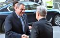 Συμμετοχή ΥΕΘΑ Πάνου Καμμένου στην άτυπη σύνοδο Υπουργών Άμυνας της Ευρωπαϊκής Ένωσης στη Μπρατισλάβα