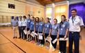 Συμμετοχή της ΠΑ στους Αγώνες Πετοσφαίρισης Γυναικών ΕΔ και ΣΑ Έτους 2016