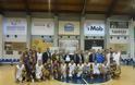 Διεθνής Αγώνας Καλαθοσφαίρισης στο Κλειστό Γυμναστήριο της Δ.Κ. Ν.Πεντέλης