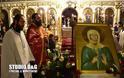 Με κάθε λαμπρότητα έγινε η υποδοχή της ιερής εικόνας της Αγίας Ματρώνας στην Πυργέλλα Άργους [video] - Φωτογραφία 2