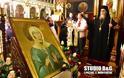Με κάθε λαμπρότητα έγινε η υποδοχή της ιερής εικόνας της Αγίας Ματρώνας στην Πυργέλλα Άργους [video] - Φωτογραφία 4