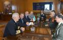 Συνάντηση ΥΕΘΑ Πάνου Καμμένου με τον Αρχηγό του Γενικού Επιτελείου Ενόπλων Δυνάμεων του Κουβέιτ