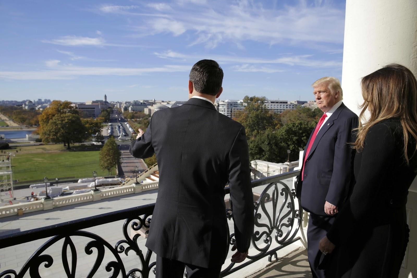 Δεν το πιστεύαμε! Η Μελάνια Τραμπ στον Λευκό Οίκο... πιο σεμνή από ποτέ! - Φωτογραφία 1