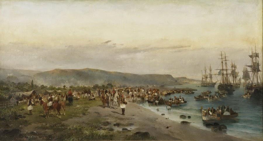 Ο έλληνας ζωγράφος που πέθανε πάμφτωχος και σήμερα οι πίνακές του πωλούνται 2 εκατ.ευρώ - Φωτογραφία 8