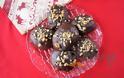 Η συνταγή της Ημέρας: Μελομακάρονα με επικάλυψη σοκολάτας