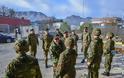 Ανταλλαγή Ευχών Αρχηγού ΓΕΕΘΑ με Προσωπικό Μονάδων ΕΔ - Φωτογραφία 2