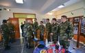 Ανταλλαγή Ευχών Αρχηγού ΓΕΕΘΑ με Προσωπικό Μονάδων ΕΔ - Φωτογραφία 3