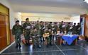 Ανταλλαγή Ευχών Αρχηγού ΓΕΕΘΑ με Προσωπικό Μονάδων ΕΔ - Φωτογραφία 4