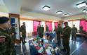Ανταλλαγή Ευχών Αρχηγού ΓΕΕΘΑ με Προσωπικό Μονάδων ΕΔ - Φωτογραφία 6